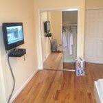 closet & tv