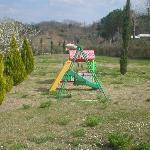 B&B Solealto giardino