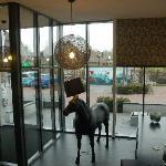 Foto de Hotel De Roode Schuur