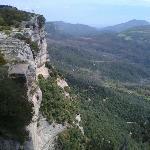 Typical view near L'Avenc