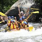 Rafting the Kern