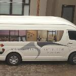 Atlantic Villa shuttle