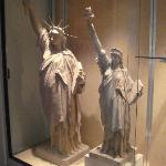 Statue of Liberty models