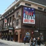 Prince Edward Theatre, Old Compton St.