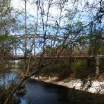 abandoned bridge