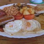Large Ulster Fry - when you are feeling a little peckish