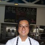 Executive Chef Diego Oka