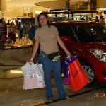 Con las compras