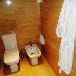 Tivoli Coimbra Hotel - Superior Room - bathroom