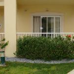Apartamento R/C com vista e acesso à piscina
