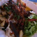 cod fish chef style