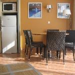 living en keukenhoek