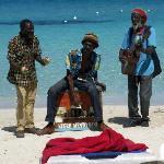 Beach Musicians