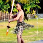 Danza maori