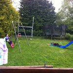 Childrens play ground