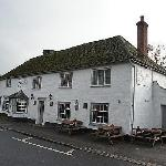 The picturesque village of Bures