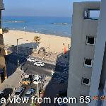 sea ​​view from room 65