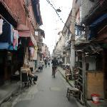 woonwijk nabij Yuan Garden