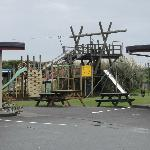 Playground - a good family motel by the beach