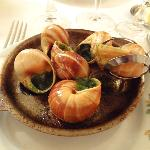 Escargot -- I should have gotten a dozen