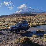 In the south of Bolivian, 4500 meters above sea level