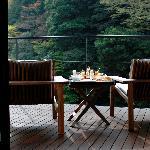 terrace /river wing suite