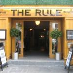 The Rule Pub Diner