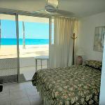 Ocean view from Bedroom!!