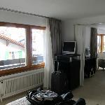 Triple room (North facing)