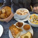 Esempio di colazione...auguri x il resto!!!