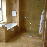 Bathroom in Club Deluxe King