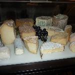 le plateau de fromages d'Auvergne