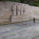 reformation wall- historically significant