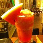 Frozen watermelon!!