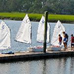 Opti Sailing Lessons