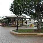 Plaza en Isabel II