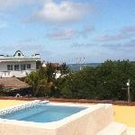 piscine/Spa sur le toit