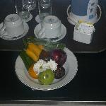 Complimentary in room