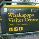 Tongariro National Park Visitor Centre (Whakapapa Visitor Centre)