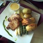 Escalope of pork