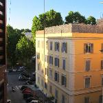 Old Kitchen B&B View of Rome