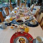 Het ontbijd