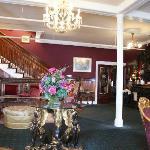 Lounge with tea & Coffee