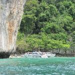 Beautiful water in Phi Phi