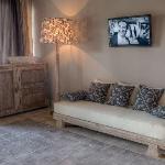 Kenanga Bungalow - sofa