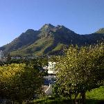 Devils Peak view from your room