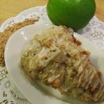 One of our scone varieties - Caramel Apple