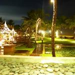 Part of Breeze by night