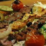 KoolBa'S Mix Grill Fabulous  meal for two.