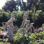 la Déesse Flora et ses enfants